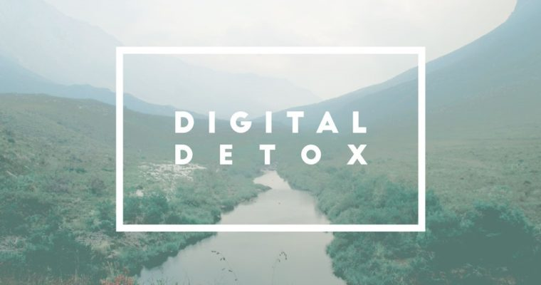 Digizember: Digital Detox